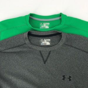 Under Armour 2XL Loose ColdGear Thermal Shirt